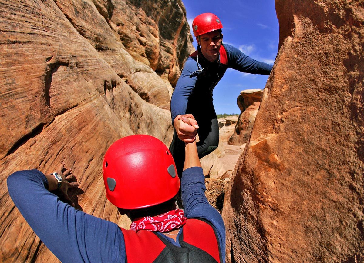 Action & Adventure Canyoning