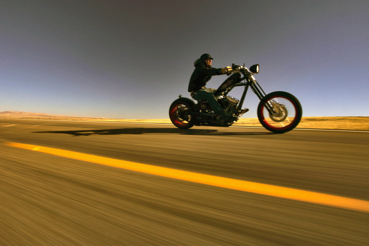 Action & Adventure Motorcycle