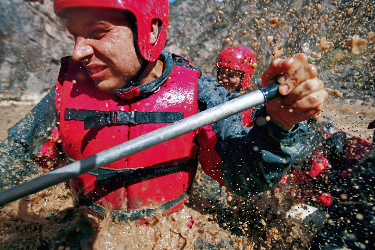 Action und Adventure Rafting
