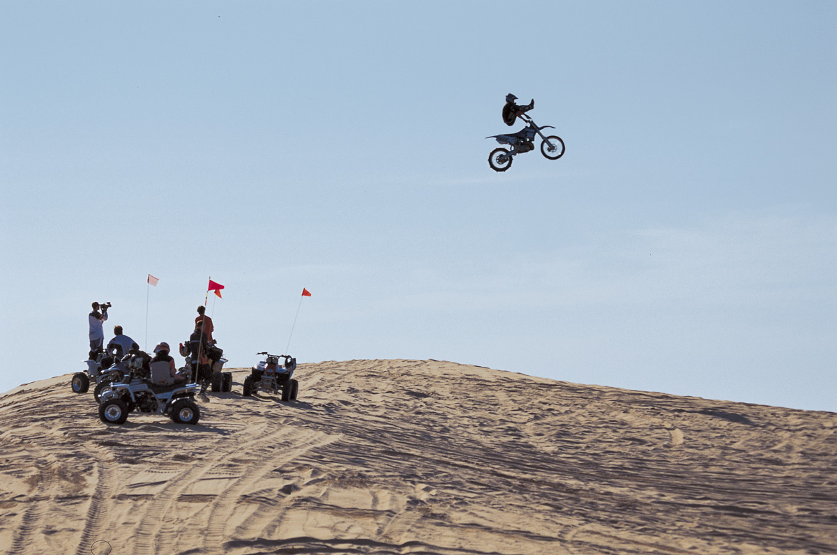 Action und Adventure Moto X