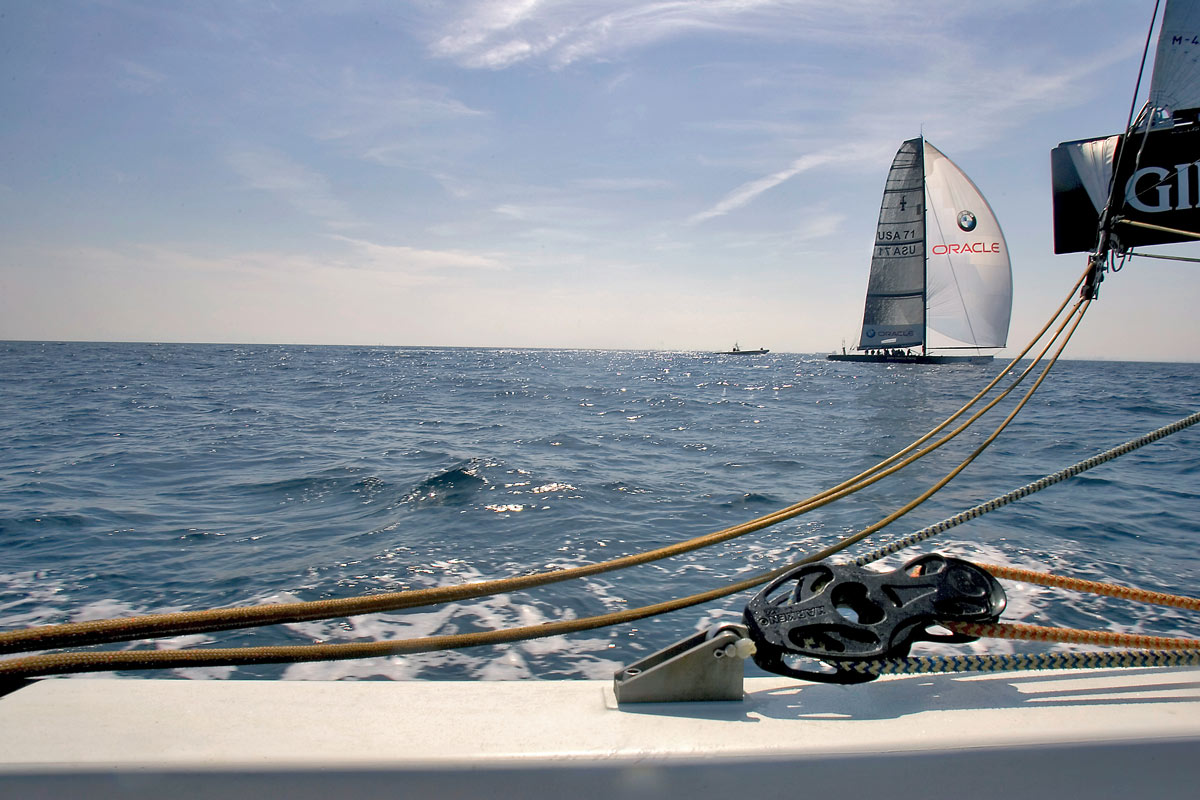 Action und Adventure Sailing
