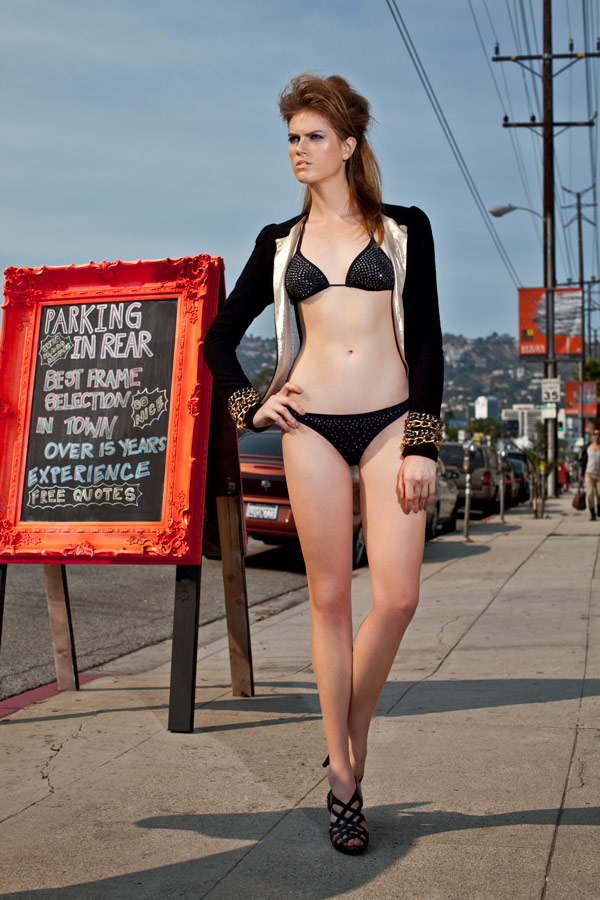 Fashion Los Angeles Bikini Boulevard