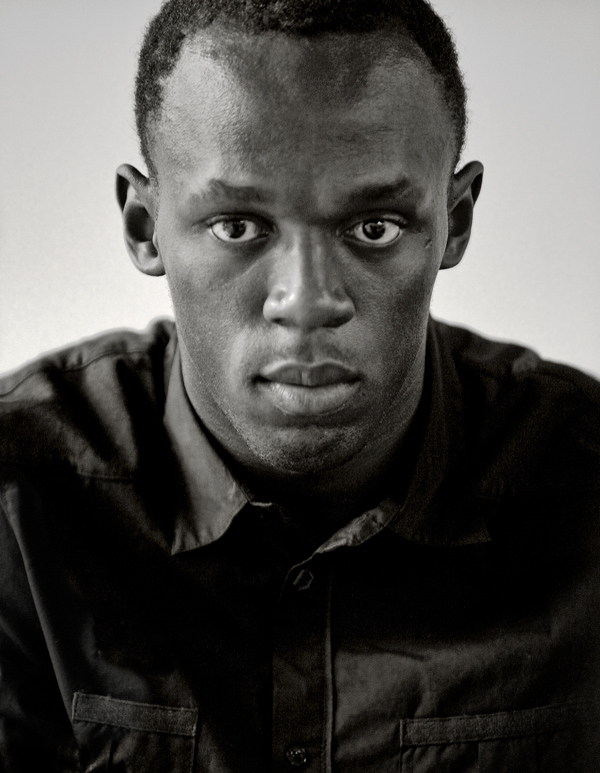 Usain Bolt - Olympic Champion 100 Meter